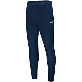 Kleidung Jungen Jogginghosen Jako Sport Trainingshose Classico 8450K 09 blau