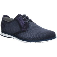 Schuhe Herren Derby-Schuhe & Richelieu Bugatti Schnuerschuhe 311-A2Y03-6900-4100 blau
