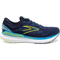Schuhe Herren Laufschuhe Brooks Sportschuhe Glycerin 19 GTS Stabil Laufschuh  1103571D443-443 blau