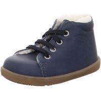Schuhe Jungen Schneestiefel Däumling  blau