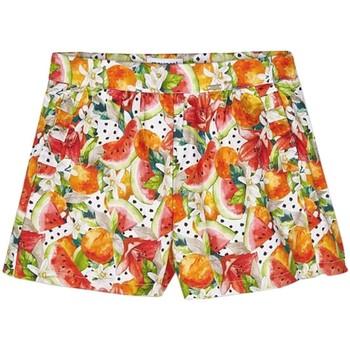Kleidung Mädchen Shorts / Bermudas Mayoral  Naranja