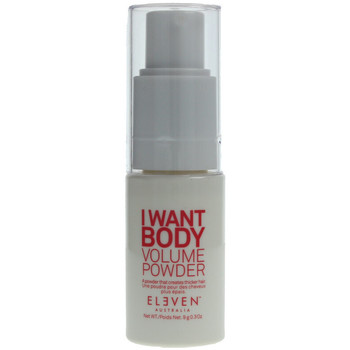 Beauty Badelotion Eleven Australia I Want Body Volume Powder 9 Gr 9 g