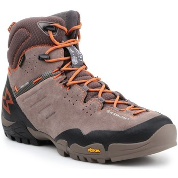 Schuhe Herren Wanderschuhe Garmont Hikingschuhe  G-Hike Le GTX 481061-211 braun