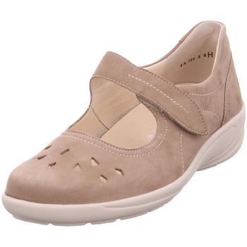Schuhe Damen Sandalen / Sandaletten Semler - B6035-040-027 braun