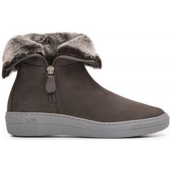Schuhe Damen Low Boots 24 Hrs 24 Hrs mod.21043 Grau