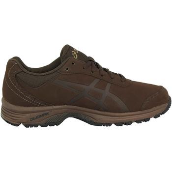 Schuhe Damen Laufschuhe Asics Gel-Nebraska Women Braun