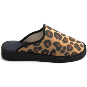 Schuhe Kinder Hausschuhe Northome 69513 BROWN