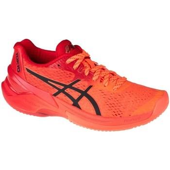 Schuhe Damen Sneaker Low Asics Sky Elite FF Tokyo Orangefarbig