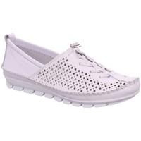 Schuhe Damen Slipper Gemini Slipper 003138-01/001 weiß
