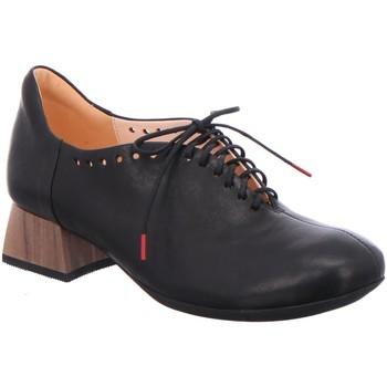 Schuhe Damen Derby-Schuhe & Richelieu Think Delicia 3-000358-0000 schwarz