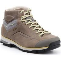 Schuhe Damen Wanderschuhe Garmont Trekkingschuhe Germont Miguasha Nubuck GTX A.G. W 481249-612 braun, grau