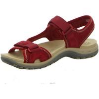 Schuhe Damen Sandalen / Sandaletten Earth Spirit Sandaletten 38013-20 rot