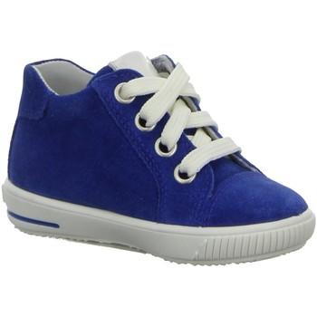 Schuhe Jungen Boots Superfit High 1-000348-8020 blau