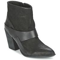 Schuhe Damen Low Boots Aldo KYNA Schwarz