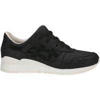 Schuhe Herren Sneaker Low Asics Gel-Lyte III Reptile Pack Schwarz