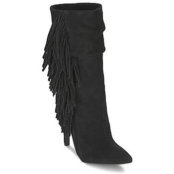 Schuhe Damen Low Boots Aldo CIREVEN Schwarz