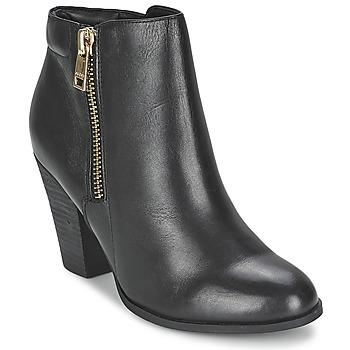 Schuhe Damen Low Boots Aldo JANELLA Schwarz