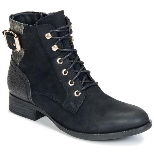 Aldo SAYDDA Schwarz  Schuhe Boots Damen 110,40