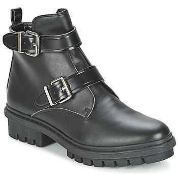 Schuhe Damen Boots Aldo ANNE Schwarz