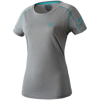 Kleidung Damen T-Shirts Dynafit Transalper W SS Tee Grau