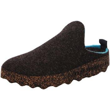 Schuhe Damen Hausschuhe Asportuguesas COME L P018023016 grau
