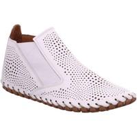 Schuhe Damen Sneaker High Gemini Slipper 031196-02/001 weiß