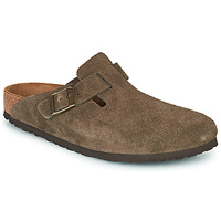 Schuhe Pantoletten / Clogs Birkenstock BOSTON Braun