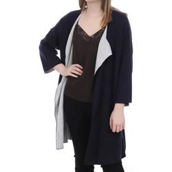 Kleidung Damen Strickjacken French Connection 78HAU40 Blau