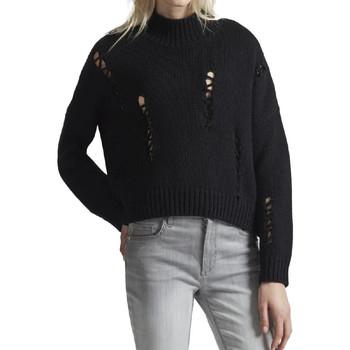Kleidung Damen Pullover French Connection 78HXE1 Schwarz