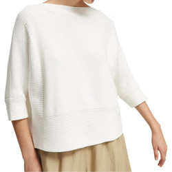 Kleidung Damen Pullover French Connection 78JAB10 Weiss
