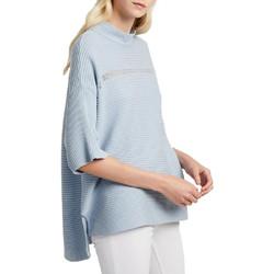 Kleidung Damen Pullover French Connection 78JBV40 Blau