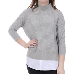 Kleidung Damen Pullover French Connection 78GEA1 Grau