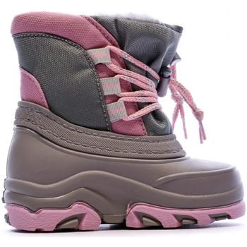 Schuhe Damen Schneestiefel Kimberfeel KL-WANETA Rose