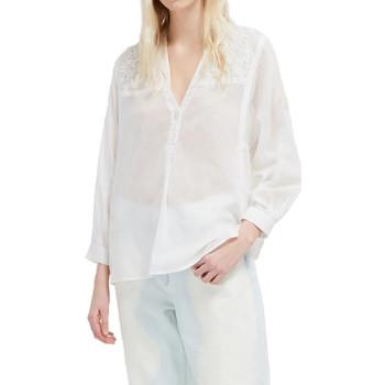Kleidung Damen Hemden French Connection 72JAK10 Weiss