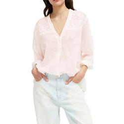 Kleidung Damen Hemden French Connection 72JAK60 Rose