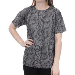 Kleidung Damen T-Shirts French Connection 76EAU1 Grau