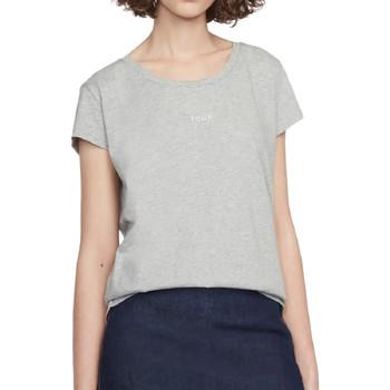 Kleidung Damen T-Shirts French Connection 76IXM1 Grau