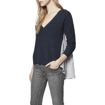 Kleidung Damen Pullover French Connection 78EYA40 Blau