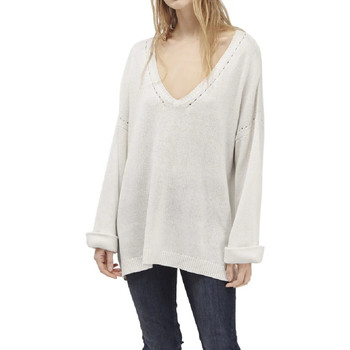 Kleidung Damen Pullover French Connection 78FXE10 Weiss