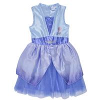 Kleidung Mädchen Kurze Kleider TEAM HEROES  FROZEN DRESS Blau