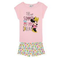 Kleidung Mädchen Kleider & Outfits TEAM HEROES  MINNIE SET Multicolor
