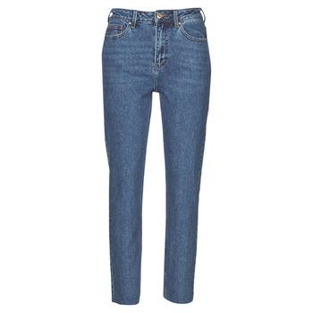 Kleidung Damen Slim Fit Jeans Only ONLEMILY Blau