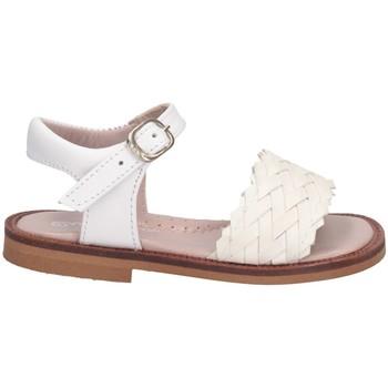 Schuhe Mädchen Sandalen / Sandaletten Cucada 17021AC Sandalen Kind WEISS WEISS