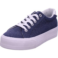 Schuhe Damen Sneaker Low Idana - 832659000809 blau