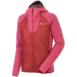 Kleidung Damen Sweatshirts Salewa Fanes PL Rot, Rosa