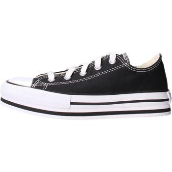 Schuhe Jungen Sneaker Low Converse - Ctas eva lift ox nero 670033C NERO