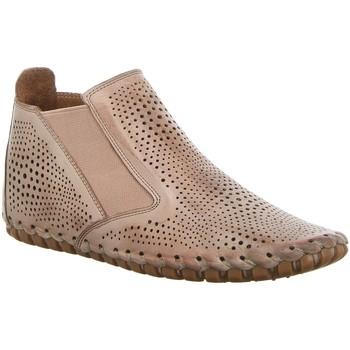 Schuhe Damen Boots Gemini Stiefeletten 031196-02/555 grau