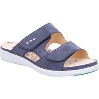 Schuhe Damen Pantoffel Ganter Pantoletten Gina 1-200158-3500 1-200158-3500 blau