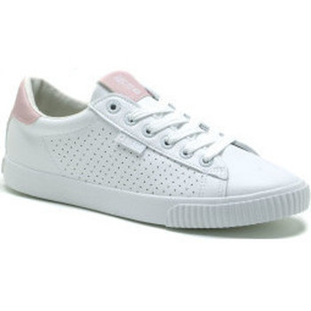 Schuhe Damen Sneaker Low Big Star HH274073 Weiß