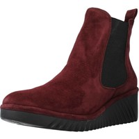 Schuhe Damen Low Boots Fly London LITA229FLY Rot